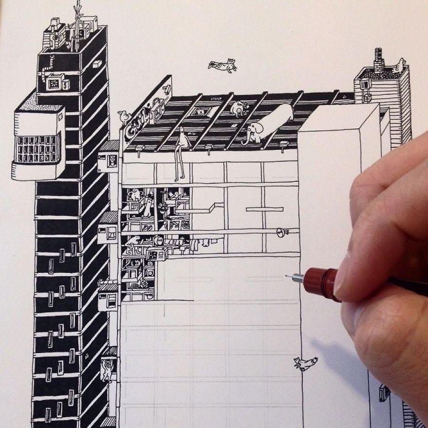 It-Takes-Me-Over-150-Hours-To-Draw-These-Intricate-Cityscape1__880