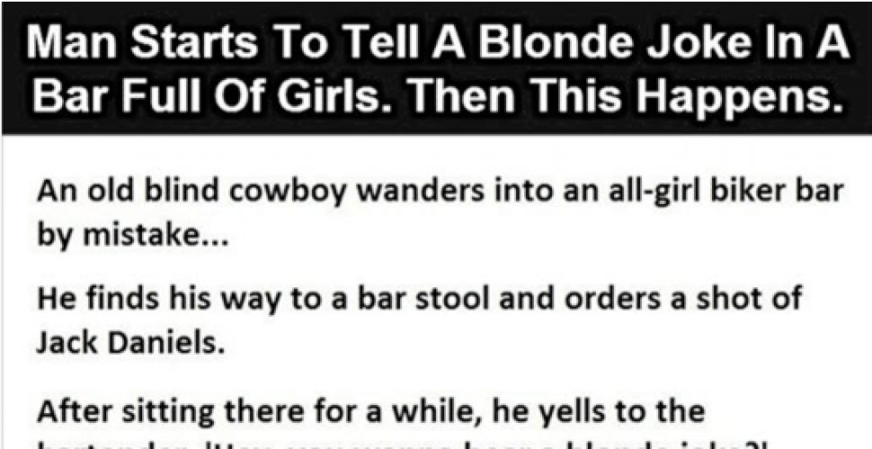 You will laugh loud on the answer of this brave joke teller