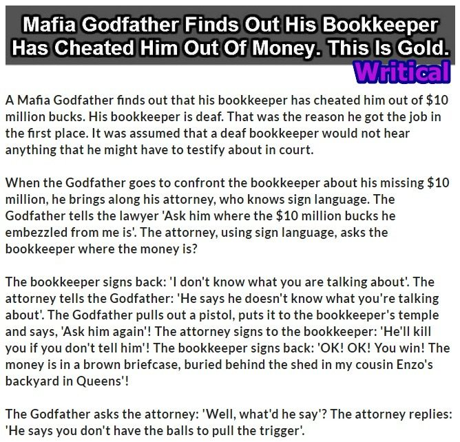 Mafia Godfather