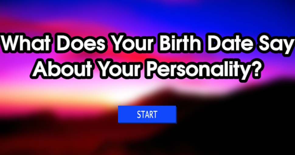 what is your dating personality quiz Buzzfeed quizzes buzzfeed quizzes news videos have you ever wanted to make your own buzzfeed quiz here's how it's super fun and easy brett s vergara.