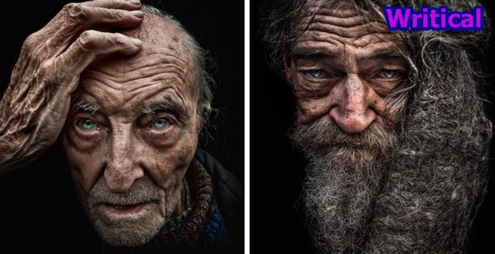 homeless photographs