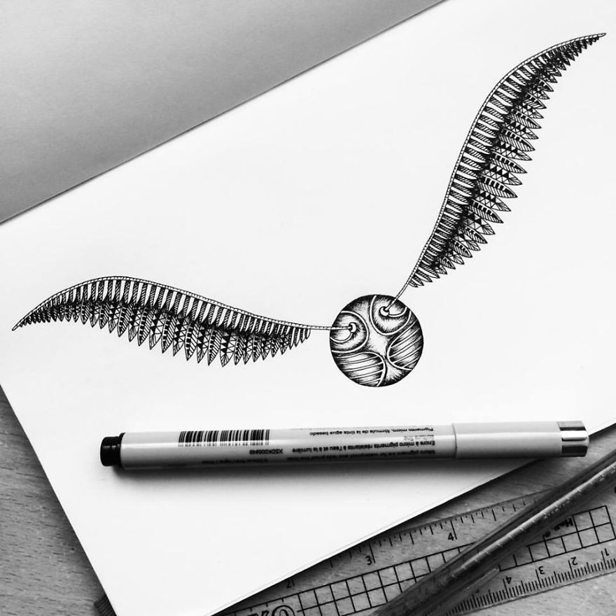 detailed drawing