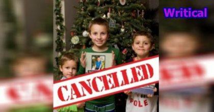 cancelled Christmas