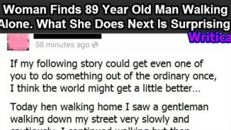 89 year old man