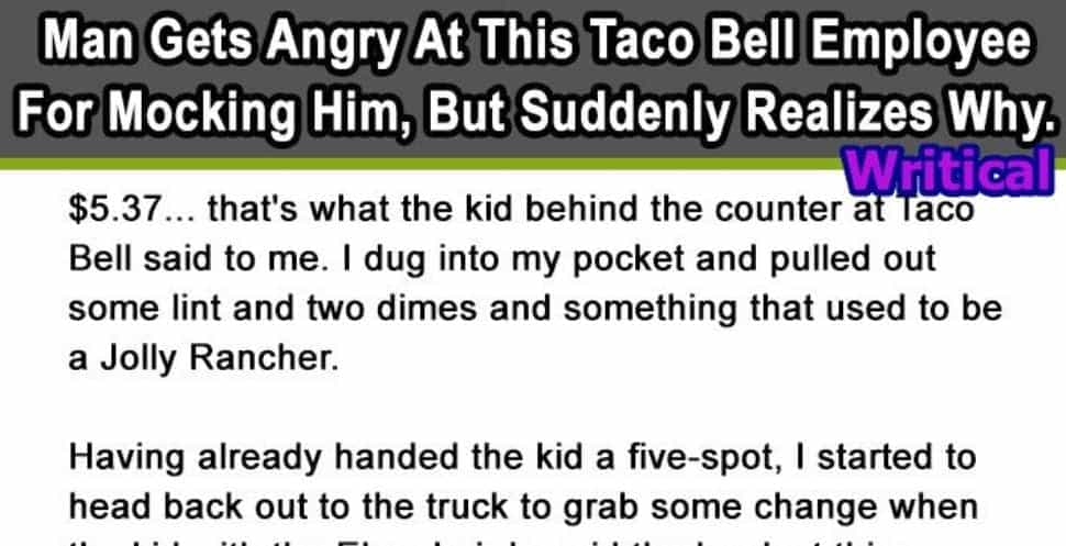 Taco Bell employee