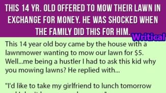 14 years old Lawn Mower