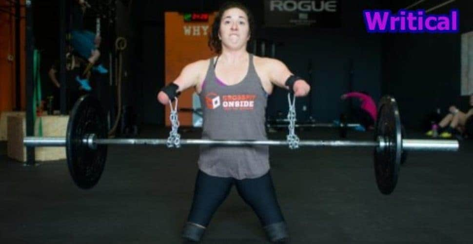 CrossFit Workout by Lindsay Hilton
