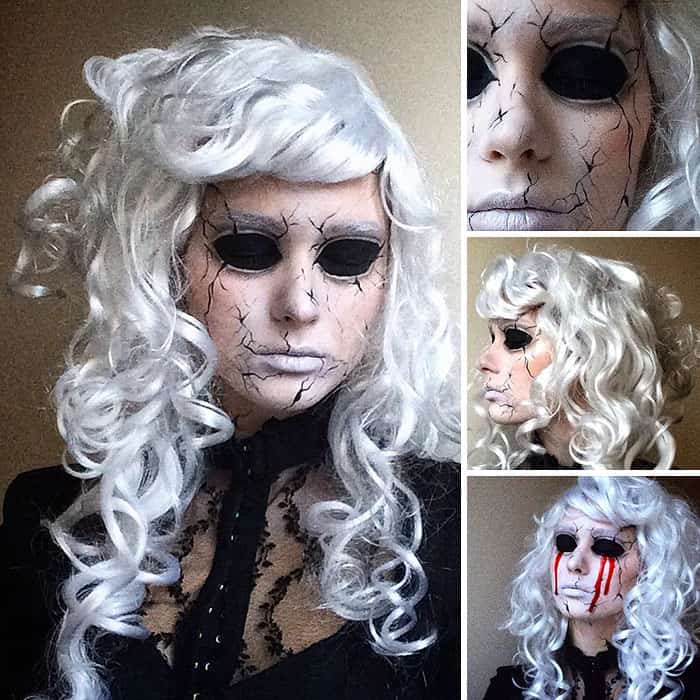 19 years old makeup artist stunning transformation