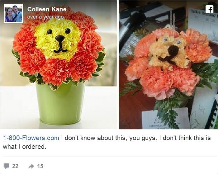 People who regret online shopping. Hilarious