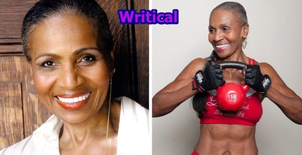 world's oldest female bodybuilder