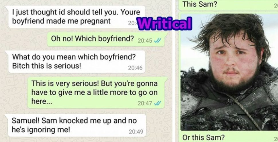 Woman trolled by an unknown person when she disclosed her pregnancy news