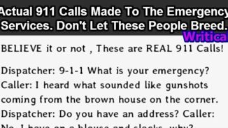 911 Emergency Calls are hilarious and stupid