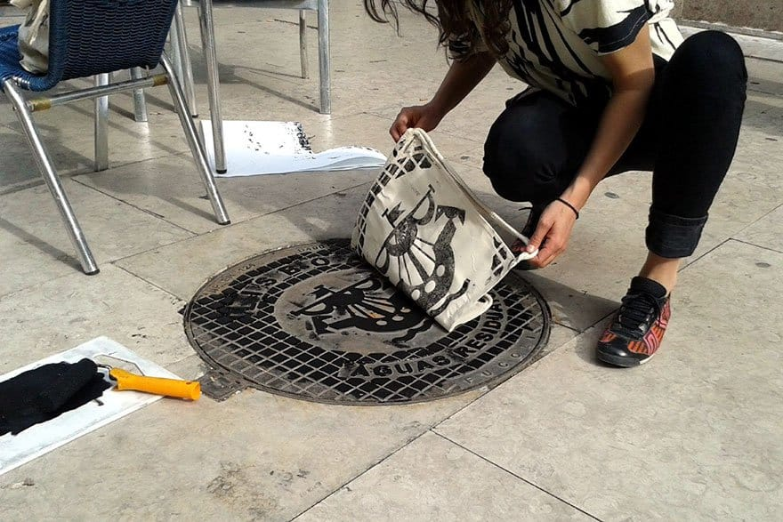 Excellent Innovative Creations using Urban Utility Covers