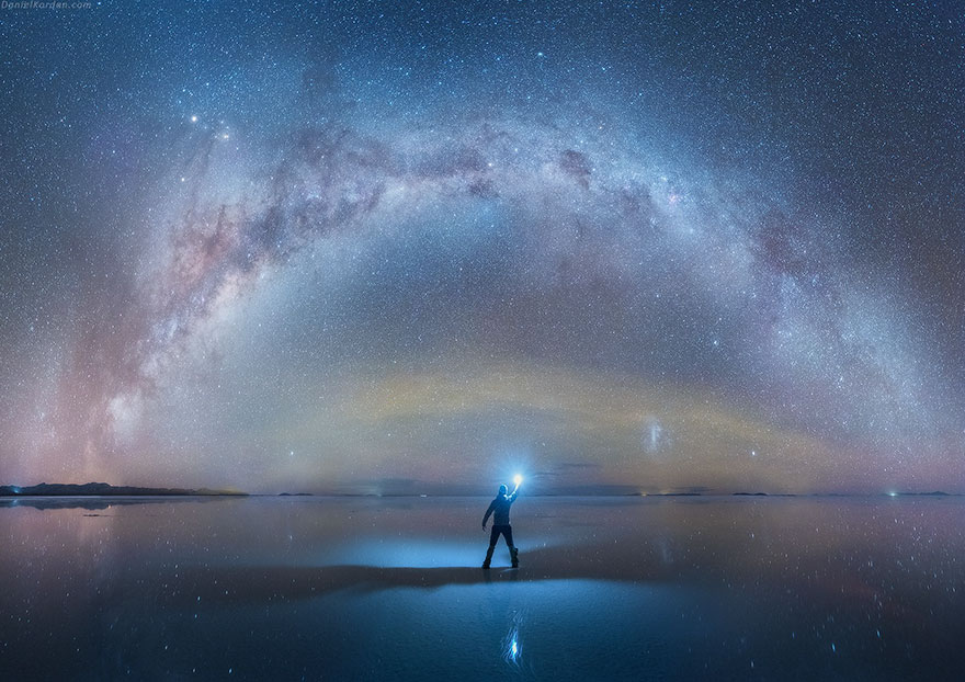 Astounding Pictures of Milky Way
