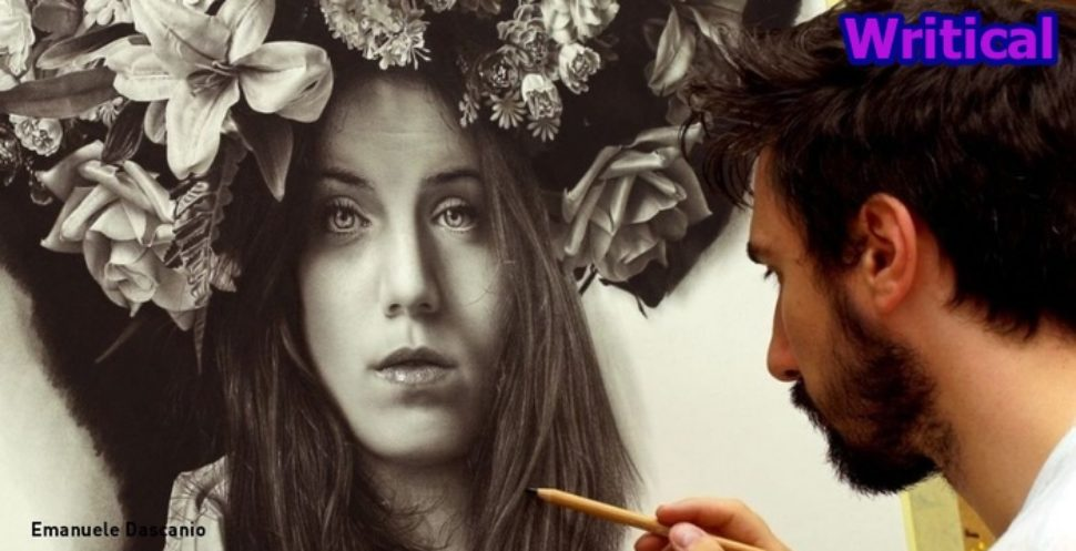 Hyper realistic artworks by this Italian will blow your mind