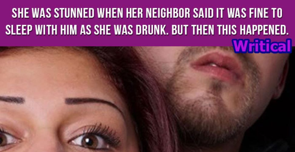 Woman stunned everyone by her kind act