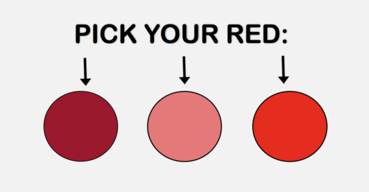 Take this beautiful color test to know your dominant gender