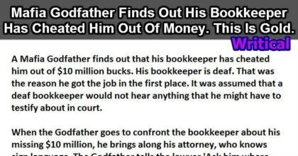 Mafia Godfather