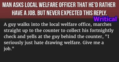 local welfare officer