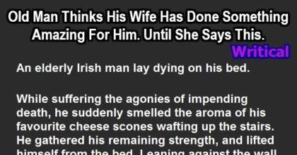 Irish husband