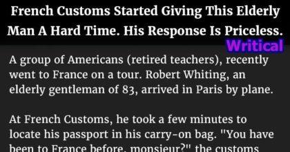 French Custom