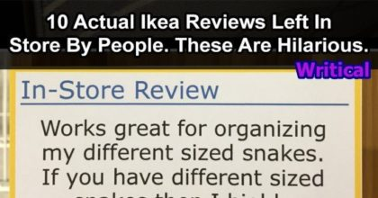 Ikea reviews