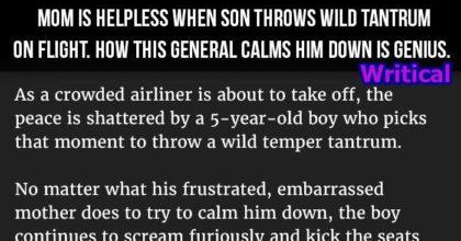 wild tantrums
