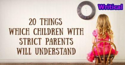 strict parents