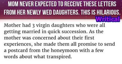 3 virgin daughters