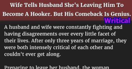 marital problem