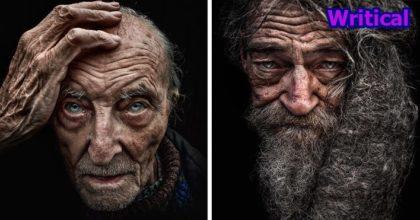 homeless photographs