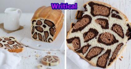 leopard milk bread
