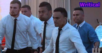 Maori wedding dance
