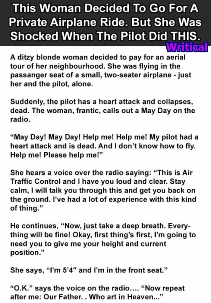 Private Airplane Ride
