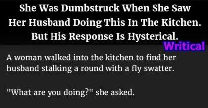 Hilarious Response