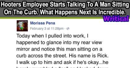 Hooters employee