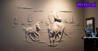 Stunning 3D art