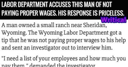 Improper wages