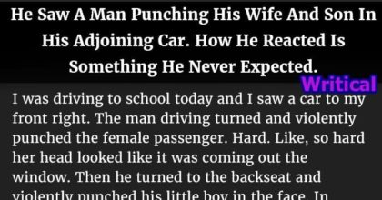 Violence in Adjoining car