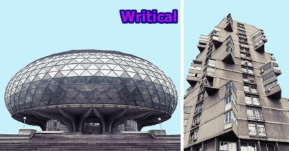Star Wars Architecture in Belgrade