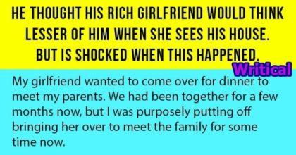 Rich Girlfriend