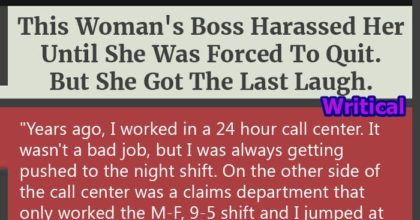 emotional vampire boss