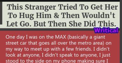 Weird stranger