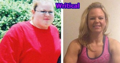 Obese housewife used 2 household items to lose weight