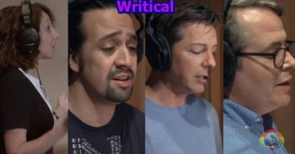 Broadway stars sings for Orlando shooting victims