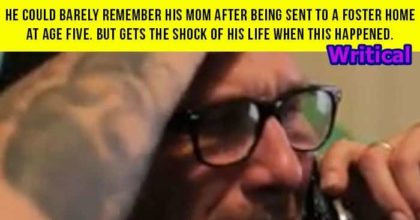 Man remembered his mother but in a different avatar