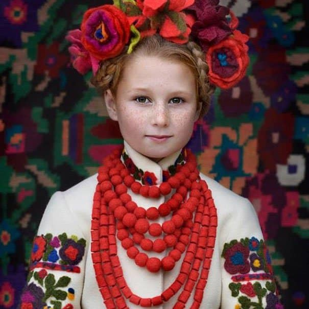 Amazing Ukrainian Crowns featuring Ancient Tradition