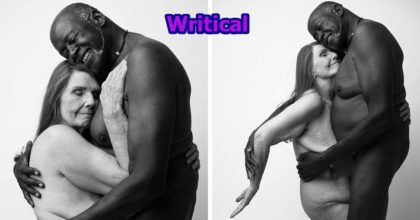 Love portrait of thus couple goes viral, find out why.