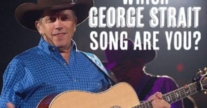 george strait song
