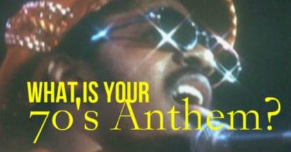 70's anthem